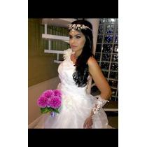 Testeira Noiva Ou Debutantes Com Perolas E Strass + Brincos