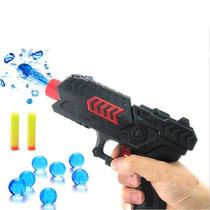 Arma Arminha Que Dispara Dardos E Bolinhas Gelatinosas Expl