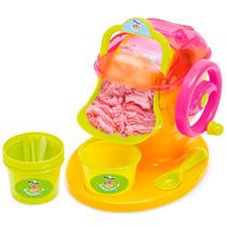 Outlet Brinquedo Mini Máquina De Sorvete Multikids - Br009a