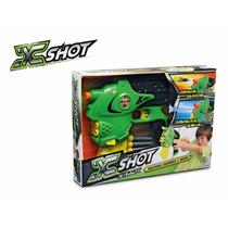 Lançador X-shot Dtc Stealth 2661 - Verde