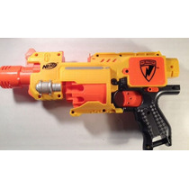 Nerf Barricade Rv-10 Seminova
