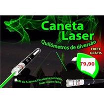 Arma Laser Caneta Mágica Alcance Laser Até As Nuvens
