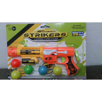 Pistola Arma Shoot Play Strikers Shotgun