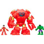 Playskool Super Hero Armadura Stark Tech B0138