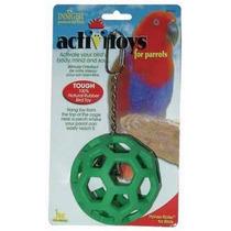 Brinquedo Para Aves (papagaios, Araras, Periquitos)