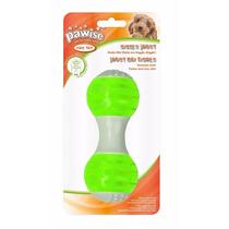 Brinquedo Cães Mordedor Plastico Osso Com Som Pet Shop Cores