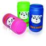 Brinquedo Para Cães Lata Vinil 14cm Pet Shop Cores