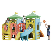 Brinquedo Para Playground Modular Adventure - Xalingo