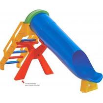 Escorregador Toboagua Multicolor Infantil - Freso