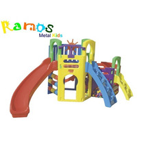 Multi Play Festa - Playground De Plástico - Escorregador