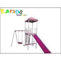 Promoção!!! Casinha De Tarzan 02, Balanço, Parque, Brinquedo
