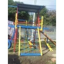 Playground Completo Com 15 Brinquedos