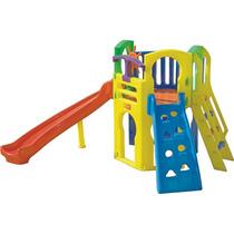 Brinquedo Para Playground Royal Play C/ Escorregador -freso.