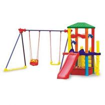 Brinquedo Para Playground Millenium C/ Piscina De Bolinhas.