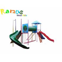 Playground Casa De Tarzan 05 - Brinquedo Infantil, Parque