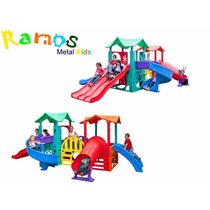 Playground Climber Funny - Parque Infantil Brinquedo Plastic