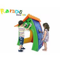 Playground Casinha Malukete - Brinquedo Infantil, Parque