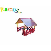 Playground Casinha Encantada - Brinquedo Infantil, Parque