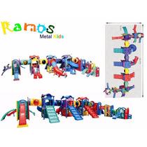 Playground Infinity - Parque Infantil Brinquedo De Plastico