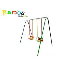 Banço Infantil Cadeirinha 2 Lugares - Brinquedo Infantil