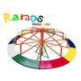 Carrossel 10 Lugares - Gira Gira, Parque Infantil Brinquedo