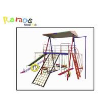 Playground Casa De Tarzan 01 - Brinquedo Infantil, Parque
