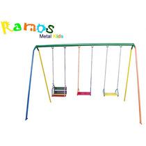 Balanço Para Criança Cadeirinha Simp.+ 02 Banq, Correntinha