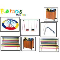 Conjunto Alegria 04 - Brinquedo Infantil - Playground,parque
