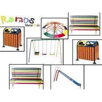 Conjunto Alegria 05 - Brinquedo Infantil, Playground, Parque