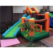 Playground Crianca Toboga Escorregador Inflavel 110v