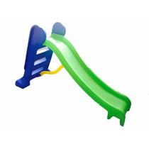 Escorregador Infantil Parquinho Playground Verde - Linha A