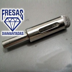 Brocas Para Vidro Diamantada 14mm