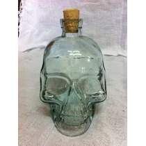 Cranio ( Caveira ) Garrafa Para Colocar Whiski