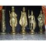 Esculturas Em Ouro Maciço Antiguidade Rara 6 Peças Cada Uma