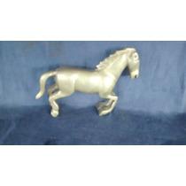 Escultura Estatua De Cavalo De Bronze