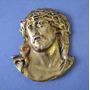 Rosto Jesus Cristo - Metal - Busto