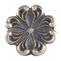 Puxador Colonial Itália Médio Bronze Cristaleira Móveis