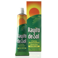 Bronzeador Rayito De Sol Bisnaga Original Zona Leste -sp