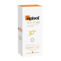 Episol Oil Free Corpo E Rosto Fps30 120ml