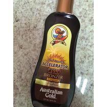 Acelerador Australian Gold Dark Tanning Spray Gel (237ml)