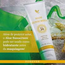 Aloe Sunscreen (protetor Solar)