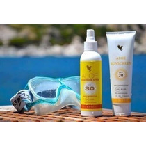 Protetor Solar Forever Living Creme Ou Spray
