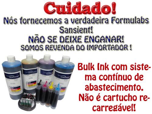 Bulk Ink S/tinta - T50 - Tx700 - R290 - Tx720