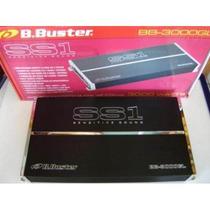 Modulo Amplificador B.buster Bb-3000 - 800wrms/4 Canais