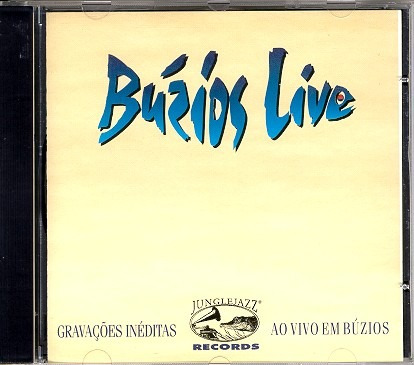 Búzios Live - Cd Ao Vivo 1995 - Paulo Moura Jards Macale