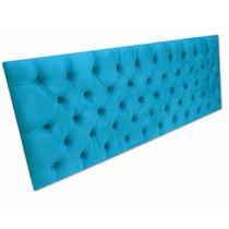 Cabeceira Estofada Para Cama Box Casal Soft 1.40m X 60cm