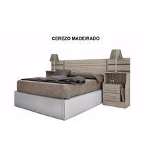 Cabeceira Cama Box Splendore 1,40/1,60 -robel- Compre Móveis