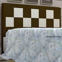 Cabeceira Glenda Para Cama Box Solteiro 90 Cm - Bremol