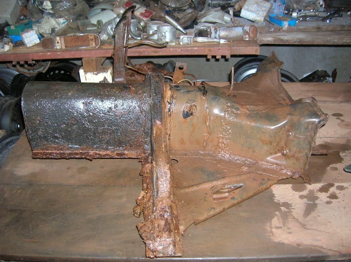 cabe ote chassis fusca antigo frente rebecca   r 100 00