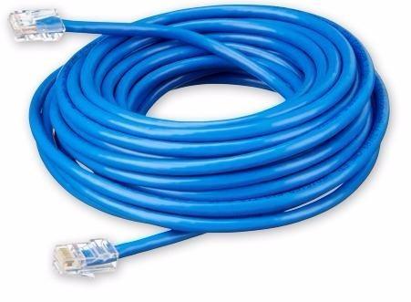 Cabo de rede ethernet rj45 20 metros multilaser cat5e r for Cable ethernet 20 metros